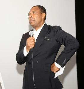 Okwui Enwezor- Direktor Haus der Kunst