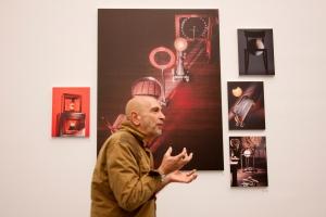 Der Fotograf Tom Vack